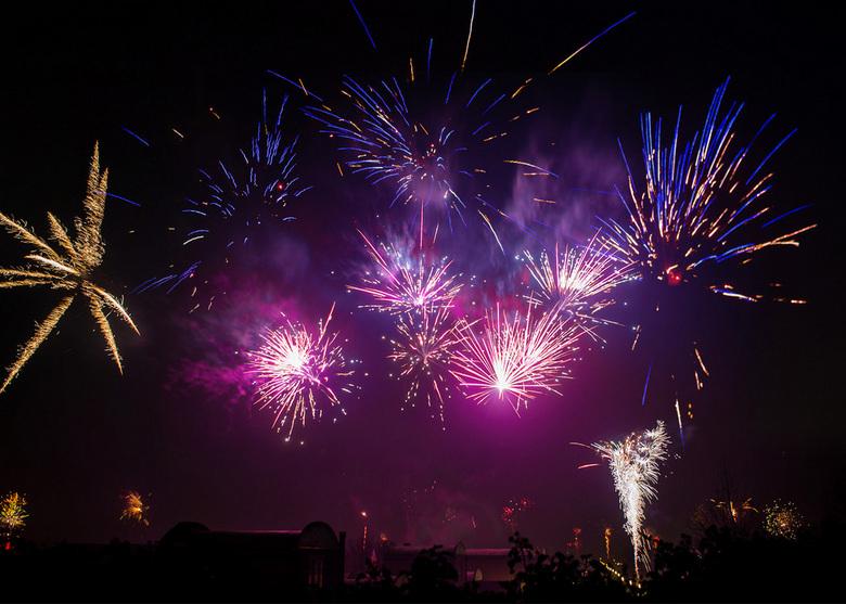 Vuurwerk - Vuurwerk nieuwjaar 2015