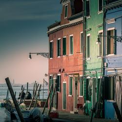 Kijken naar Venetië