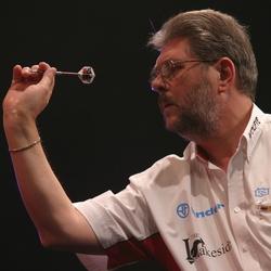 Winnaar Dutch IOpen Darts 2011 Martin Adams