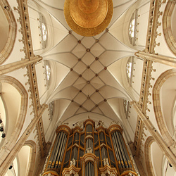 Interieur Eusebiuskerk Arnhem