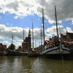 Historische Haven Hoorn