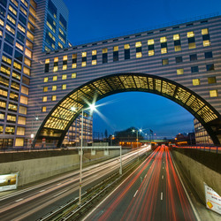 Den Haag - Beatrixkwartier - Utrechtse Baan