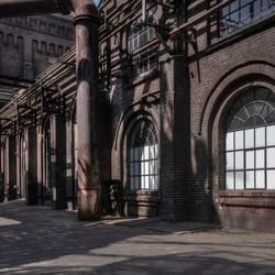 Duisburg, mijnbouw, industrie, 05