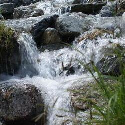 mooi watervalletje