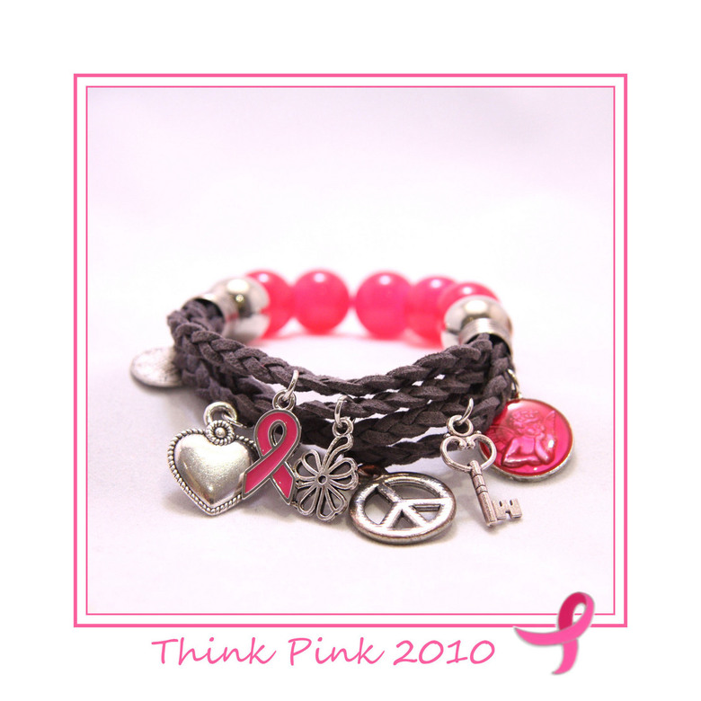 think pink 10 - I'll keep going on untill pink is only a colour....