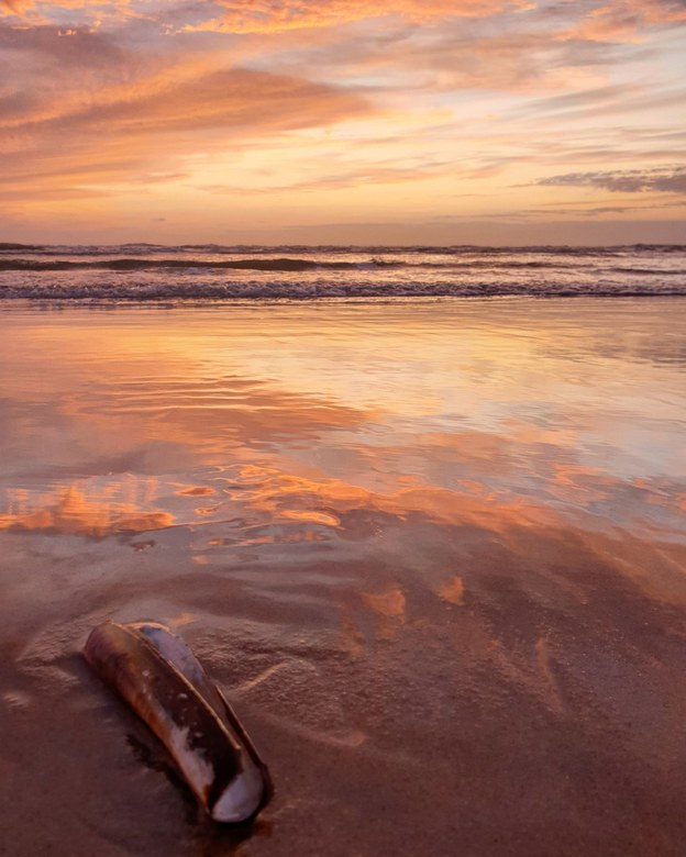 Candles out - Egmond aan zee<br />