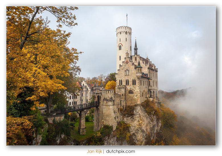 A misty morning - A misty morning in Germany