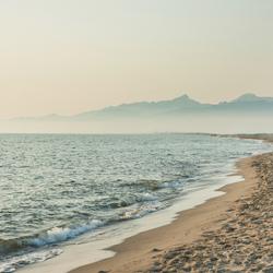 Toscaans strand