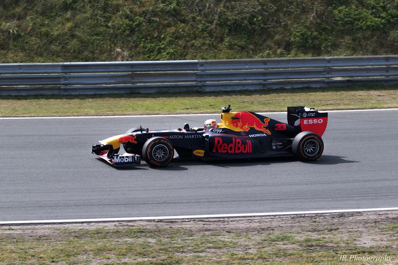 Max Verstappen - Max verstappen tijdens de Jumbo Racedagen