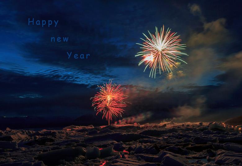 Een IJslandse Nieuwjaarsgroet