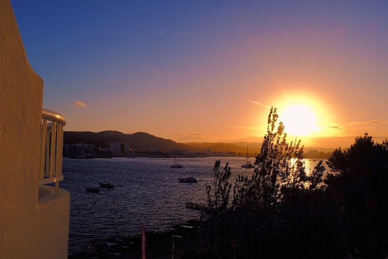 Sunrise - Ibiza - Cala de Bou - Sunrise @ Cala de Bou, Ibiza