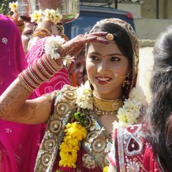 Indiase bruid