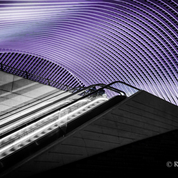 La gare des Guillemins a Liege