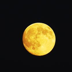 Volle maan!