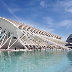 Museo de las Ciencias Príncipe Felipe is het museum van wetenschappen in de Spaanse stad Valencia