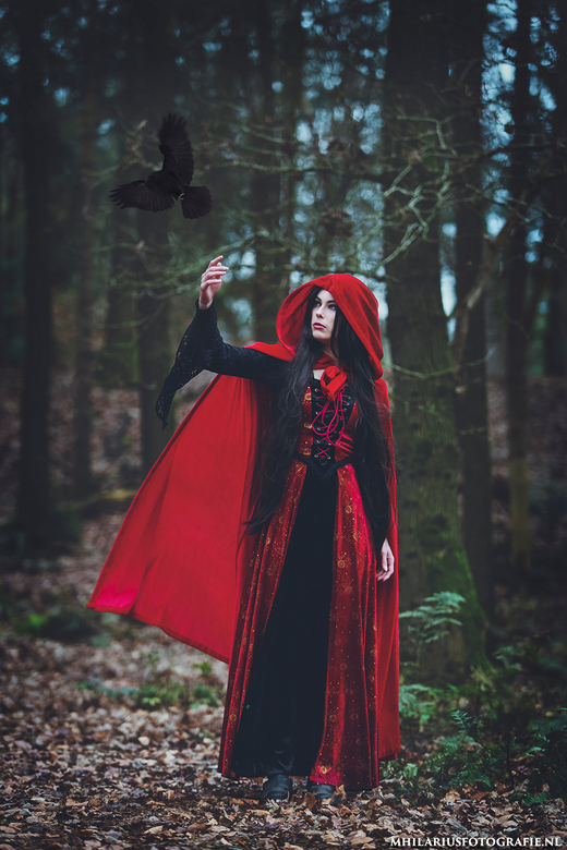 Red Riding Hood - Geïnspireerd op Once Upon A Time