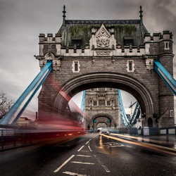 Tower Bridge Clouds