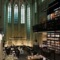 Boekhandel Dominicanen, Maastricht