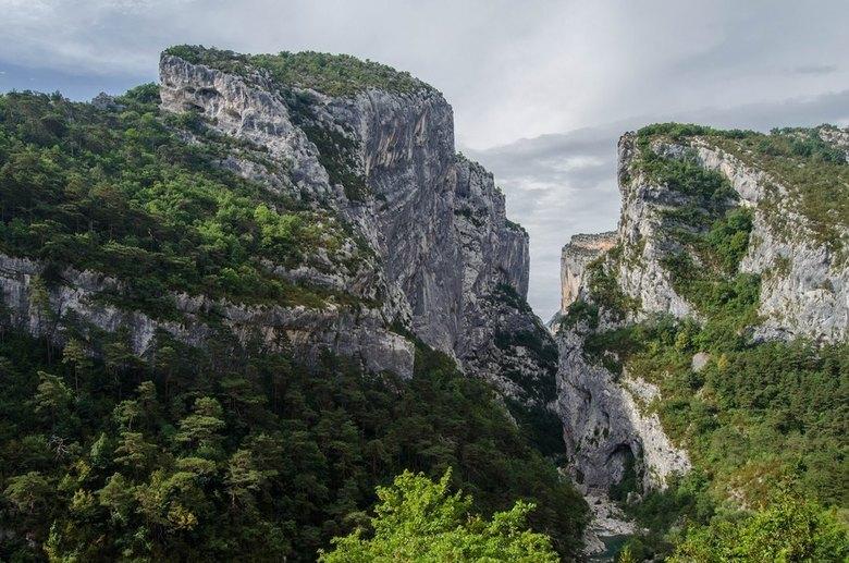 La Palud-sur-Verdon, Zuid-Frankrijk -