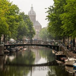 Amsterdam - grachten