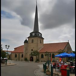 Eglise Saint-Jean-Baptiste.