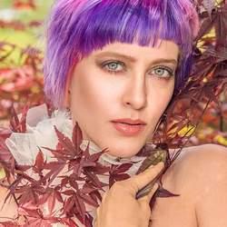 Purple-ish Claudia