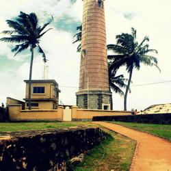 Vuurtoren - Galle ,Sri lanka