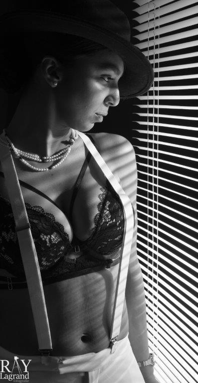 mysterious girl... - Ebony