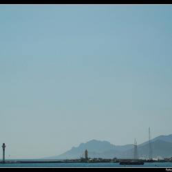 De haven van Cannes
