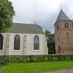 Nederland Oosterhesselen, Nederlands Hervormde kerk
