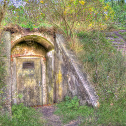 Aardappelkelder Westerbork