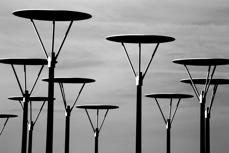UFO landingstrips -