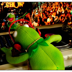 DJ Kermit in da House