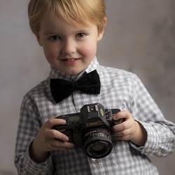 The camera project; Menno