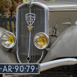 Bewerking: Peugeot 301