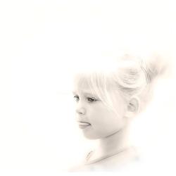 meisjesportretje............