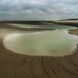 Ameland strand Buren