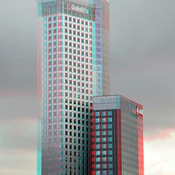 Maastoren Rotterdam 3D