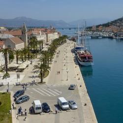 Trogir, Kroatie
