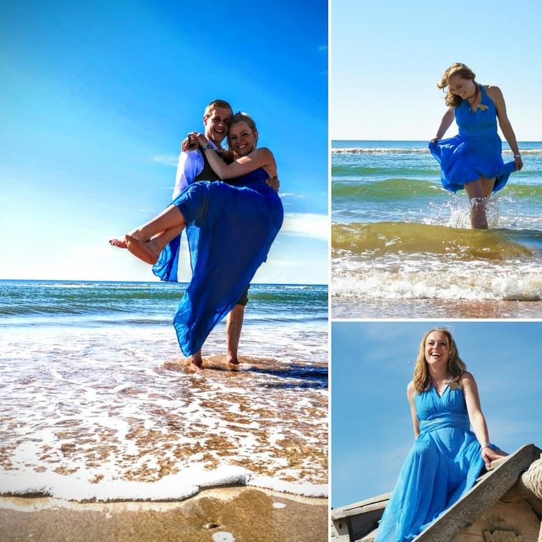 Beach wedding, beautiful People, beautiful weather  -