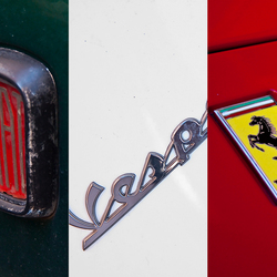 Italy's most famous brands