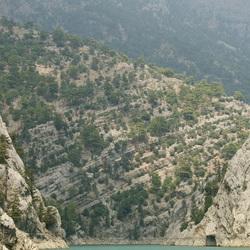 Green Canyon in Trukije