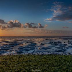 Sunset Wierum