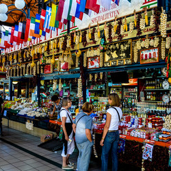 Markthal, Budapest