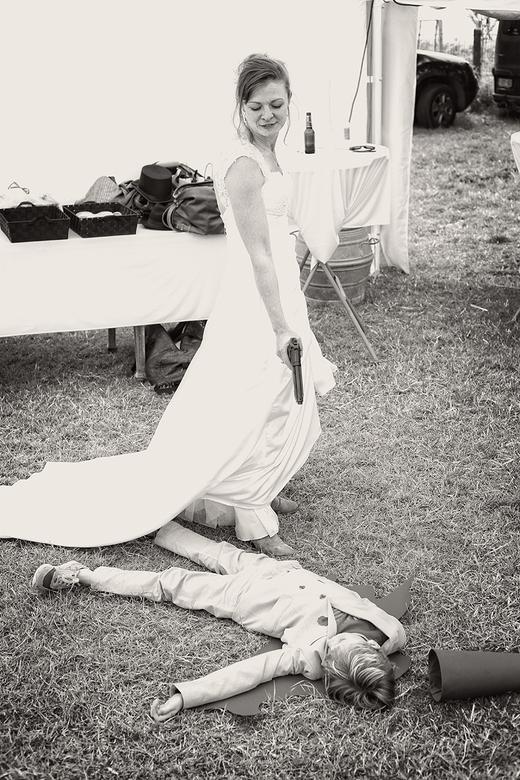 De bloed wraak - Het huwelijks feest van de kabouter<br /> location shoot on demand
