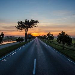 Sunrise Ameland