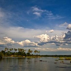 Zimbabwe, Zambezi river