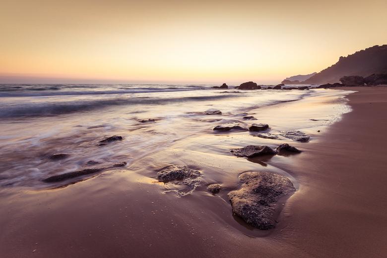 Agios Gordios 4 - Genieten van een prachtige zonsondergang is één van mijn favoriete bezigheden zeker als dat kan in een lekker klimaat en op een verl