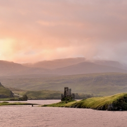 Ardvreck Castle by jlp