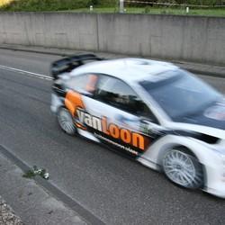 Rally sprint Amsterdam